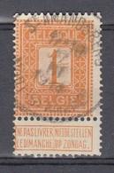 108 Gestempeld ST AMANDSBERG - MONT ST-AMAND - COBA 8 Euro - 1912 Pellens