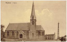 BAUDOUR - Saint-Ghislain - L' Eglise - Saint-Ghislain