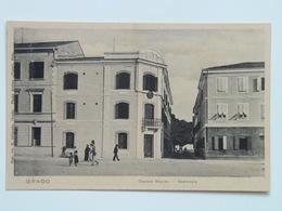 Gorizia 391 Grado 1902 Photo Atelier Flora Pola Ed Jellersitz Ospizio Marino - Italia