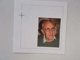 Bidprentje: E.H.Jan VAN DOOREN, Turnhout 12/1/1932 - 15/1/2014, Priester - Leraar/directeur St.Jzefcollege Herentals - Obituary Notices
