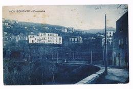 Cartolina - Postcard / Viaggiata - Sent / Vico Equense - Panorama (macchie Di Ruggine) - Italie
