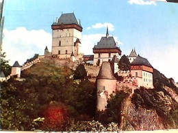CZECH REPUBLIK CESKOSLOVENSKO Hrad KARLSTEJN - Castle -STAMP TIMBRE SELO 60  1967 GX5693 - Repubblica Ceca
