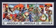 ANGOLA 1986 MPLA - Angola