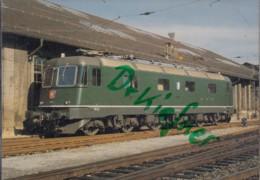 """SBB Elektrische Bergstrecken Lokomotive, RE 6/6 11655, """"Cossonay"""", 1979, Schweizer Bundesbahn, Eisenbahn, Train - Eisenbahnen"""