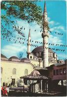 V2828 Istanbul Ve Saheserleri - Eyup Camii - Mosque Moschea Moschee Mosquée / Viaggiata 1972 - Turchia