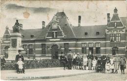 Vilvoorde Vilvorde Place De La Station Stationsplein - Vilvoorde