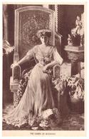 Romania Regina Maria Queen Of Romania Regalitate Royal Family Regality Tuck's Post Card Photogravure - Romania