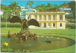 V2831 Brasil - Petropolis - Prefeitura Municipal / Viaggiata 1986 - Brasile