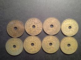 One Penny  1951, 1952, 55, 56, 57, 58, 61, 63 - Rhodesien