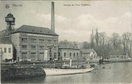 Vilvoorde Vilvorde Mouline De Trois Fontaines Bloemmolens Van De 3 Fonteinen - Vilvoorde