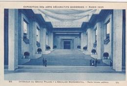 CPA Paris, Exposition Des Arts Décoratifs Modernes 1925 (pk50620) - Exposiciones