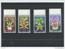 CAIMANES 1971 - YT N° 289/292 NEUF SANS CHARNIERE ** (MNH) GOMME D'ORIGINE LUXE - Iles Caïmans