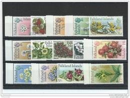 FALKLAND 1968 - YT N° 160/173 NEUF SANS CHARNIERE ** (MNH) GOMME D'ORIGINE LUXE - Falkland Islands
