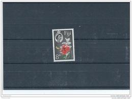 FIDJI 1961/1967 - YT N° 162 NEUF SANS CHARNIERE ** (MNH) GOMME D'ORIGINE LUXE - Fidji (1970-...)
