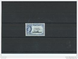 FIDJI 1964/1967 - YT N° 182A NEUF SANS CHARNIERE ** (MNH) GOMME D'ORIGINE LUXE - Fidji (1970-...)