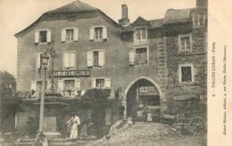 SALLES CURAN PORTE - France