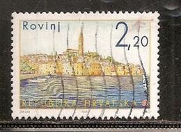 CROATIE    N°   319  OBLITERE - Croatie