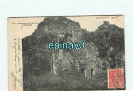 CAMBODGE  - VENTE à PRIX FIXE - Souvenir Des Ruines D'angkor - Cambodia