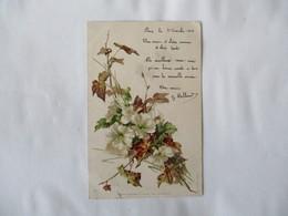 FLEURS  1903 C. KLEIN  RAPHAEL TUCK & FILS SERIE 6. N° 5 - Klein, Catharina