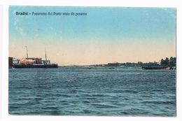 Cartolina - Postcard / Viaggiata - Sent / Brindisi - Panorama Del Porto Visto Da Ponente - Brindisi