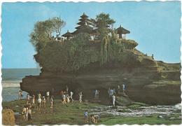 V2840 Indonesia - Bali - Tanah Lot / Non Viaggiata - Indonesia