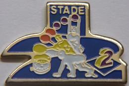STADE  2 - Medias