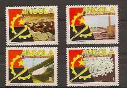 ANGOLA 1985  Independence Anniversary - Angola