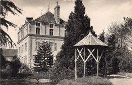 ¤ CPA D 'un Château  à Identifier ( Imprimée à Alençon ) - Zu Identifizieren