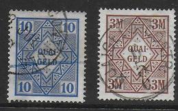 Deutsches Reich Hamburg Kaigeld Quaigeld Revenues - Privé