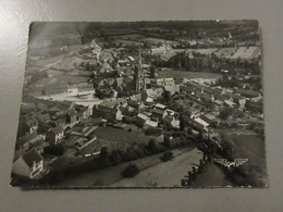 CPSM - BOURBRIAC (22) - Vue Générale - 1957 - Andere Gemeenten