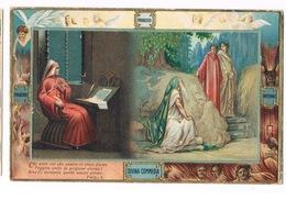 Cartolina - Postcard / Non Viaggiata - Unsent / Ed. Sborgi, Divina Commedia, Incontro Di Catone (non In Perfette Condiz) - Philosophy