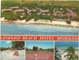 V2845 Kenya - Mombasa - Leopard Beach Hotel - Ukunda / Non Viaggiata - Kenia
