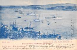 Das Kaiserliche Geschwader Im Bosporus 1900 - Ausrüstung