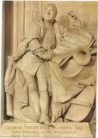 V2847 London - Westminster Abbey - Handel's Monument In South Transept / Non Viaggiata - Westminster Abbey