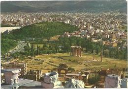 V2848 Athenai Athens Athenes Atene Athen - Partial View / Non Viaggiata - Grecia