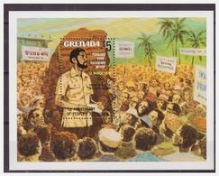 0436 Grenada 1979 1st Anniv Of People's Revolution S/S MNH - Grenada (1974-...)