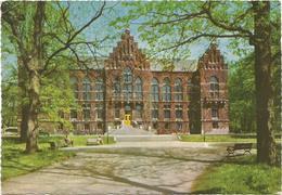 V2850 Sweden - Lund - Universitetsbiblioteket / Non Viaggiata - Svezia