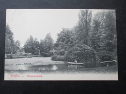 LOT 2 CP BELGIQUE (M1818) DUFFEL (2 Vues) Chateau De Morian De Meulenacker Et Wauwendonck - Duffel