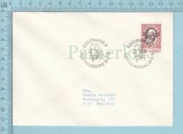 Nederland PTT -Commercial Envelope. Dienst PTT, Cover S. Gravenhace PTT 5 VIII 1960 - 1945-.... 2ème République