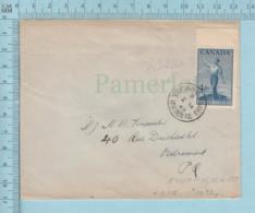 Canada  - 2 275, 1949 EXUP  PHILATELIC EXHIBITION/VI UNION PHILATELIQUE , - 1937-1952 Reign Of George VI