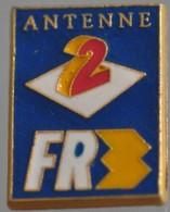 ANTENNE 2 - FR 3 - Medias