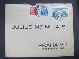 BRIEF Dvur Kralove Miscgfrankatur BuM + CSR 20.12.1939 ///  D*35097 - Briefe U. Dokumente