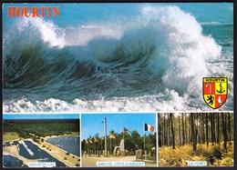 France Hourtin 1986 / Ocean, Hourtin Lac, Airotel Cote D'Argent, La Foret - Frankrijk