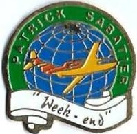 """PATRICK SABATIER  """"Week-end"""" - Medias"""