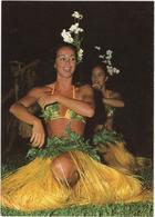 Tahiti - Danseuse Du Groupe Dora Tahiti De Gilles Hollande - Tahiti