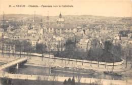 NAMUR - Citadelle - Panorama Vers La Cathédrale - Namen