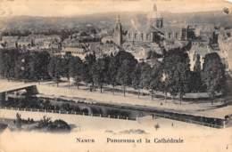 NAMUR - Panorama Et La Cathédrale - Namen