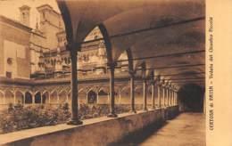 CERTOSA Di PAVIA - Veduta Del Chiastro Piccolo - Pavia