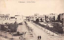 MAZAGAN - Jardins Publics - Maroc