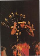Tahiti - Danseuse Du Groupe Pueu - Tahiti